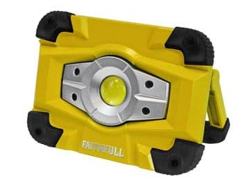 Rechargeable Worklight with Magnetic Base 10W